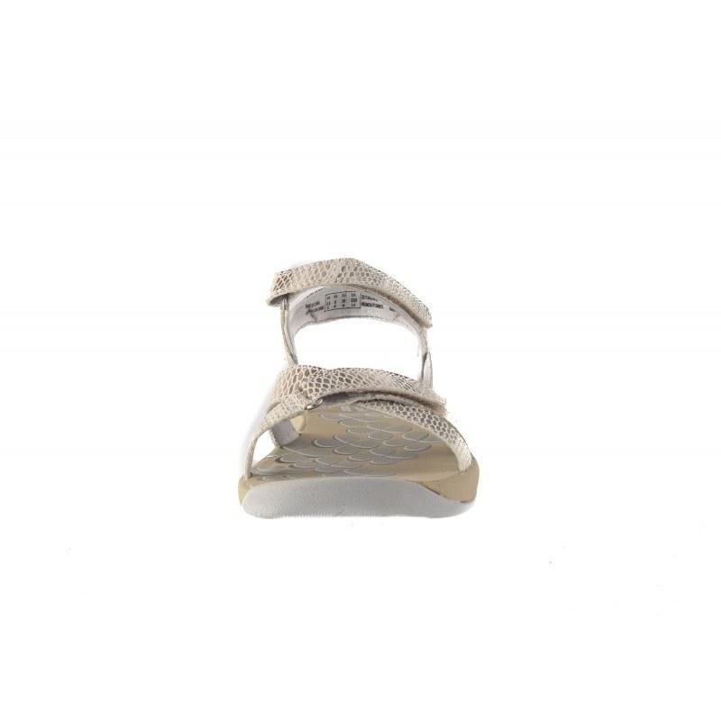 Дамски равни анатомични сандали Clarks Tresca trace бежови