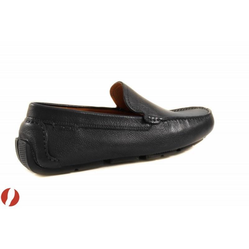 Мъжки обувки loafer черни Clarks Davont Drive 26106998