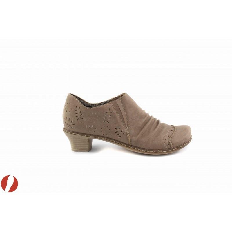 Дамски пролетно-летни обувки Rieker 5217620
