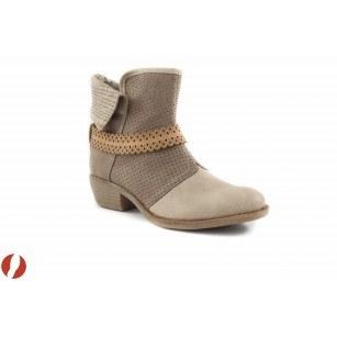 Дамски пролетни обувки / боти Rieker