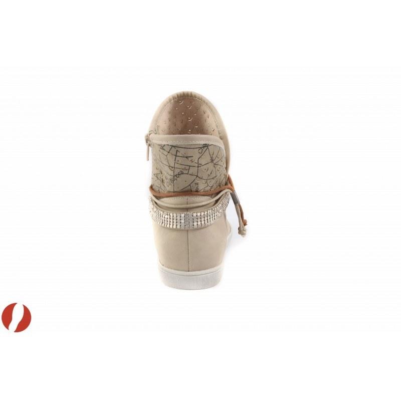 Дамски пролетно-летни боти Rieker 9798660