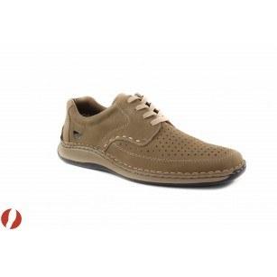 Мъжки летни обувки Rieker бежови 0523764