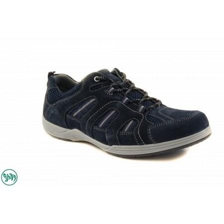 Мъжки спортни обувки сини Salamander 6530122