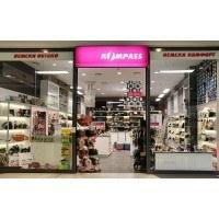 Магазин Kompass - Mall Burgas Plaza