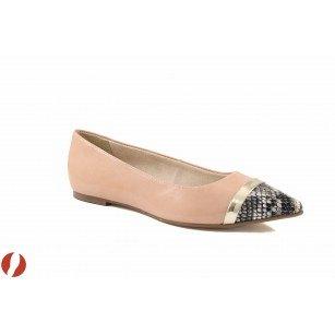 Дамски обувки на равно ходило Tamaris розови 22133530