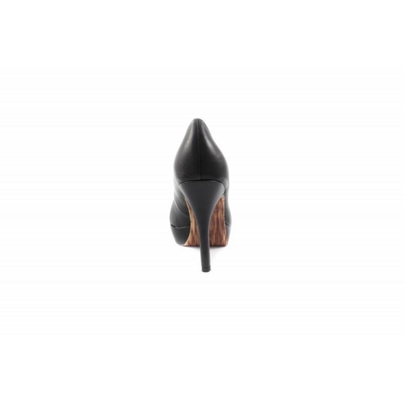 Дамски обувки на висок ток черни Tamaris 22419003