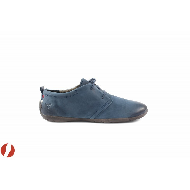 Дамски обувки равно ходило сини Tamaris 23211805