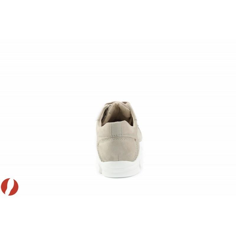 Дамски кожени маратонки бежови Tamaris 23702324