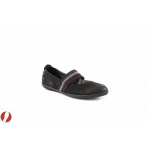 Дамски обувки балерина черни Tamaris 24617001