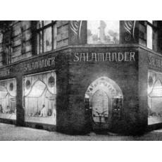 Немската марка за обувки Salamander през годините