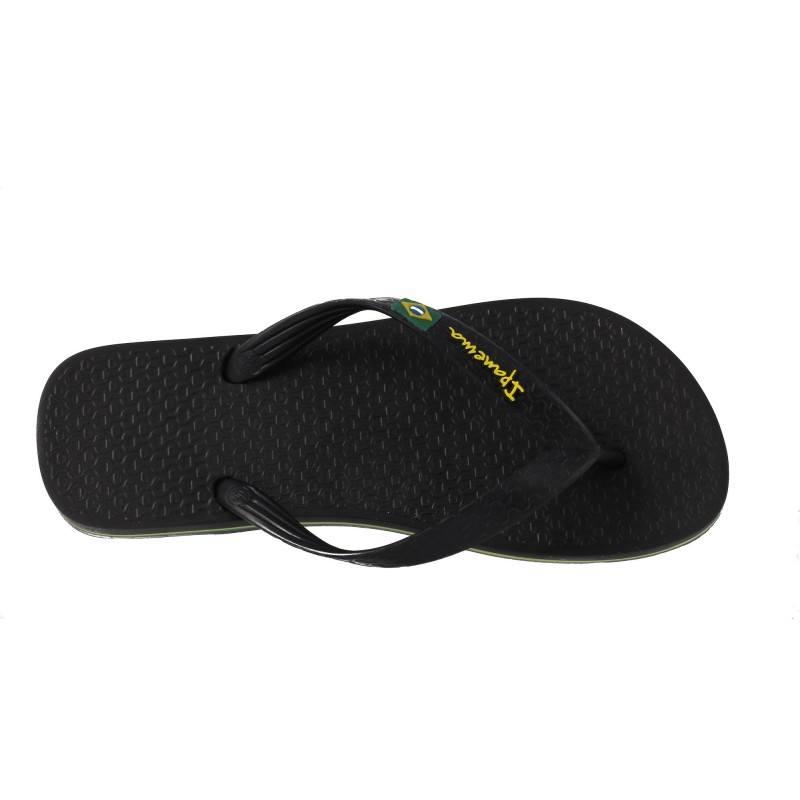 Мъжки джапанки Ipanema черни CLASSIC