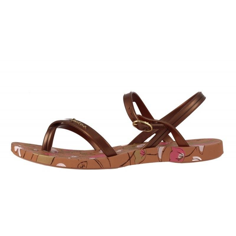 Дамски сандали равни Ipanema кафяви FASHION SAND