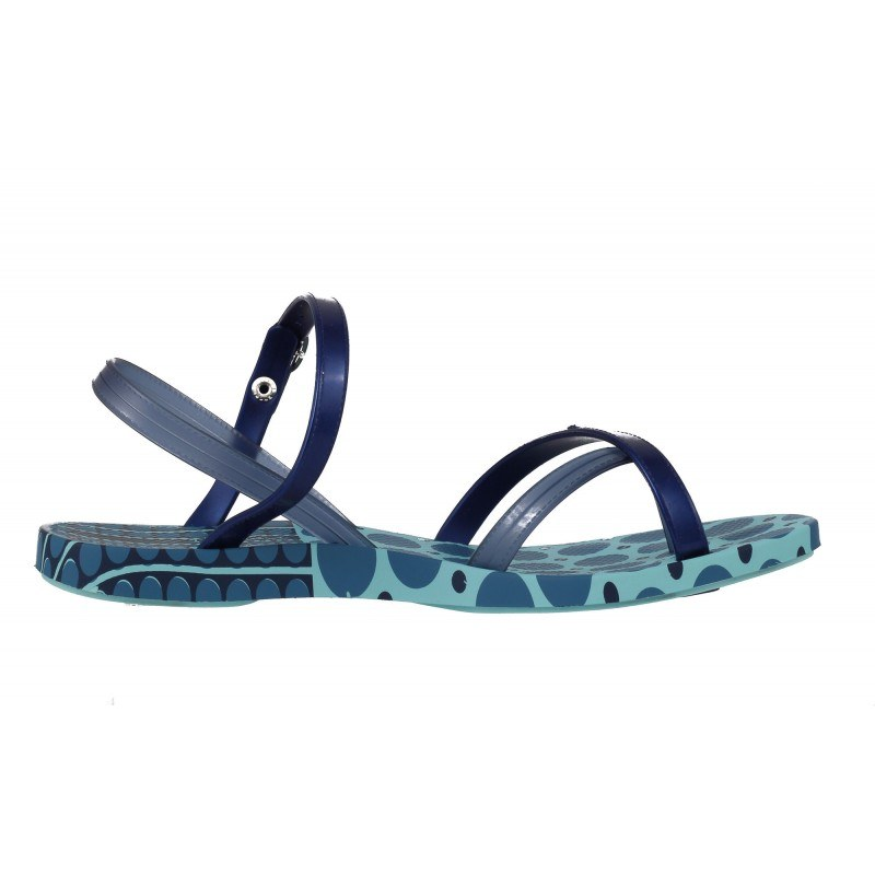 Дамски сандали равни Ipanema сини FASHION SAND