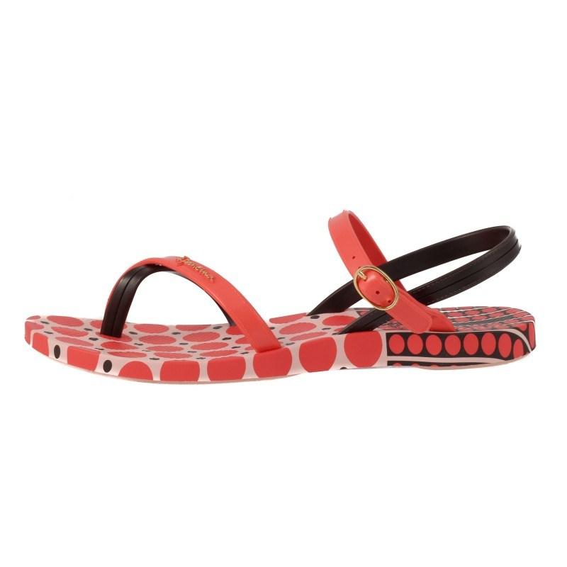 Дамски сандали равни Ipanema корал/оранж FASHION SAND