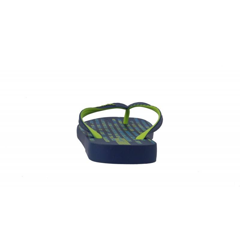 Мъжки джапанки Ipanema PARATI синьо/зелени