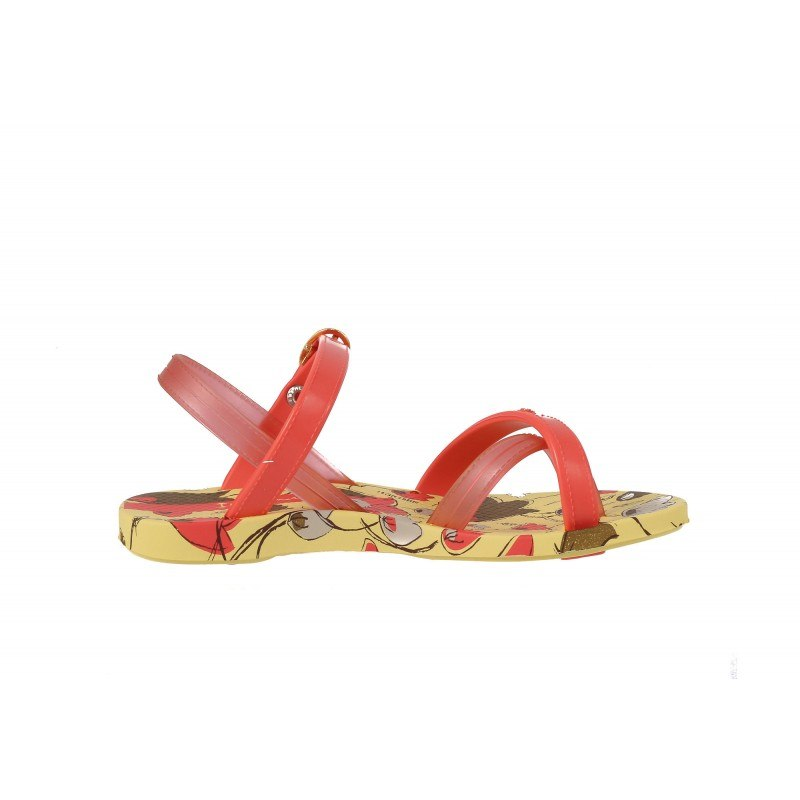 Детски сандали Ipanema жълти FASHION SAND 25-35