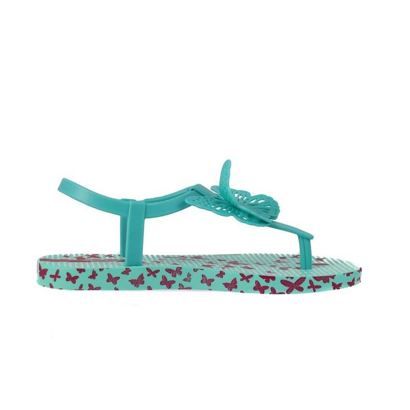 Детски сандали Ipanema зелени CHARM 31-36