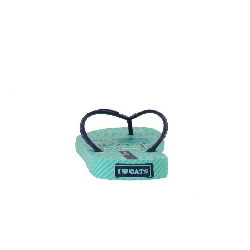 Дамски джапанки Ipanema сини/зелени UNIQUE
