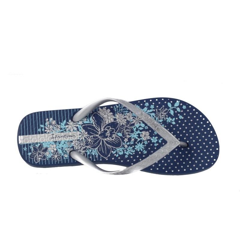 Дамски джапанки Ipanema TROPICAL сини