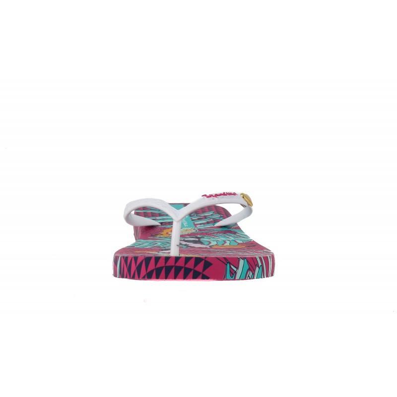 Дамски джапанки Ipanema бели/розови PARAISO