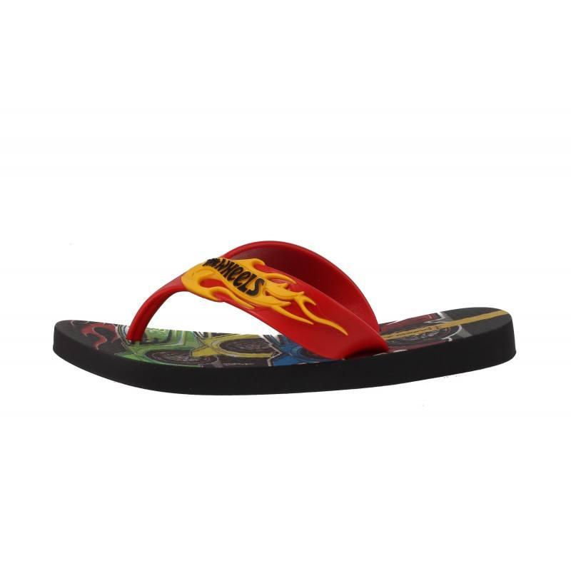 Детски джапанки Hot Wheels черни/червени 25-34