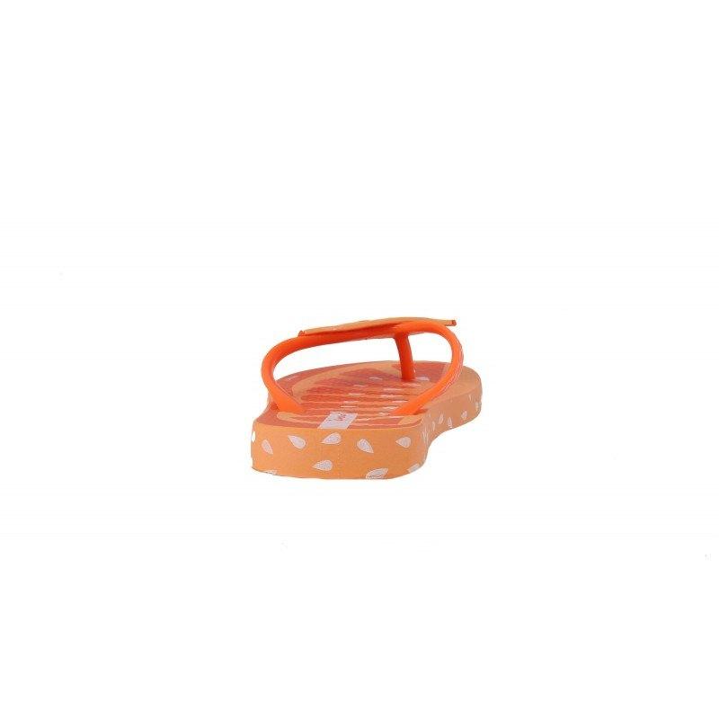 Детски джапанки за момиче Ipanema TUTTI FRUTTI портокал 25-34