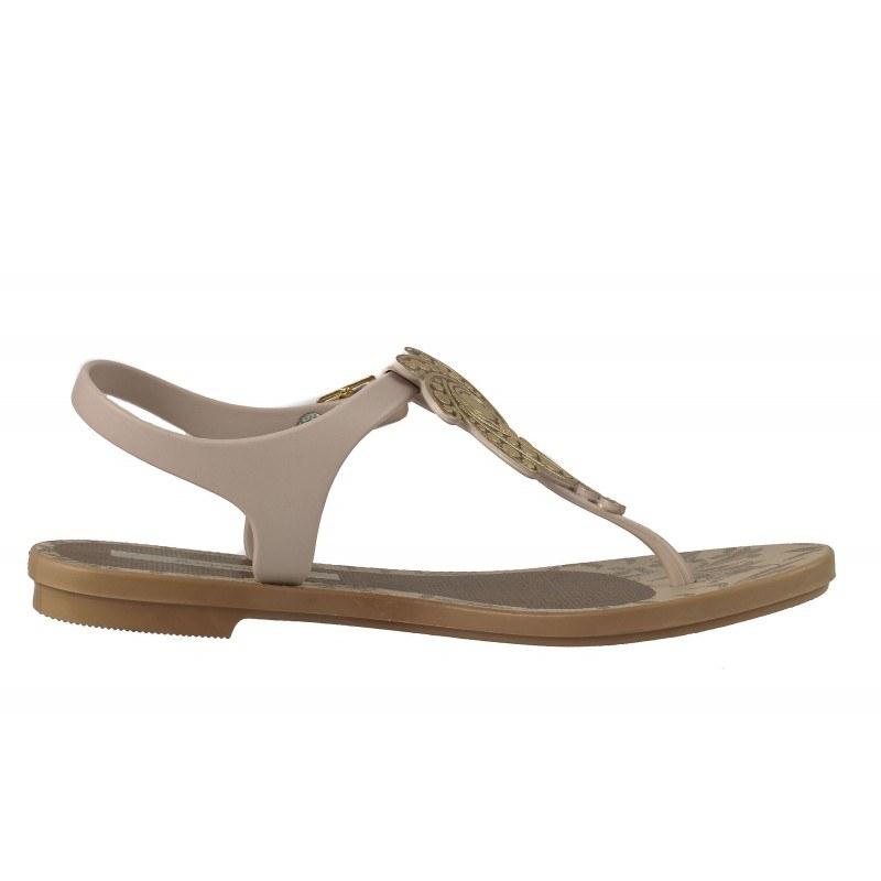 Дамски равни сандали Grendha GRACE бежови