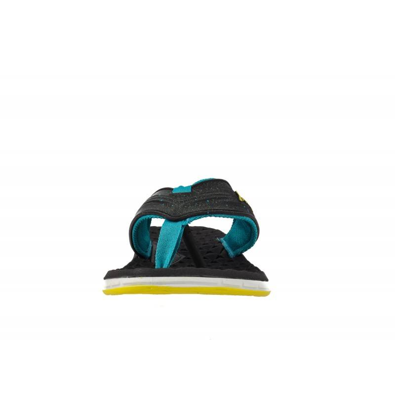 Мъжки джапанки Rider черно/сини