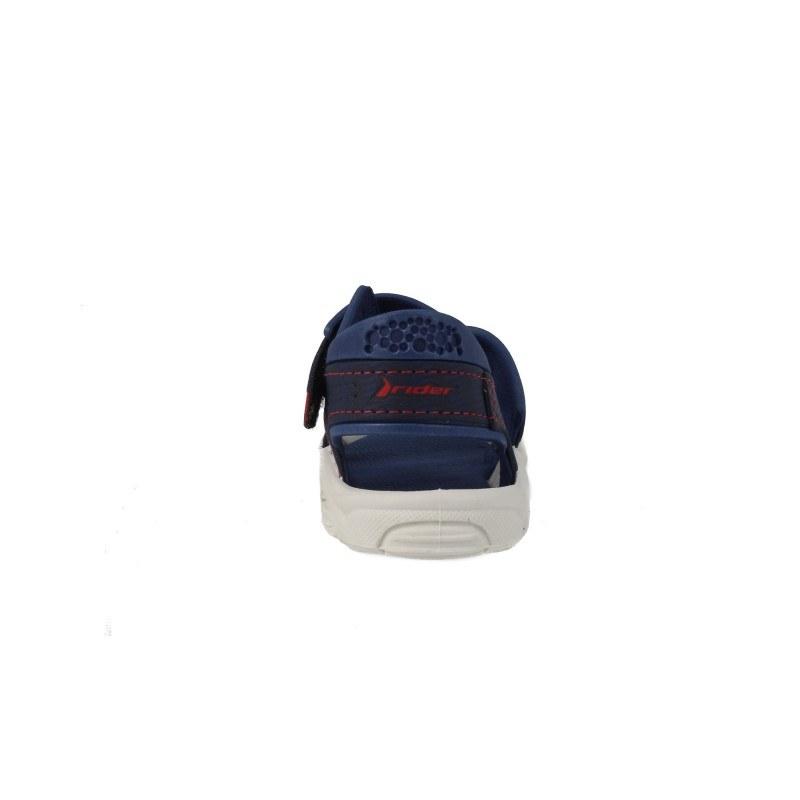 Детски сандали Rider сини/бели RS 19-29