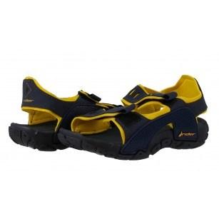 Детски сандали Rider синьо/жълти TENDER 31-38
