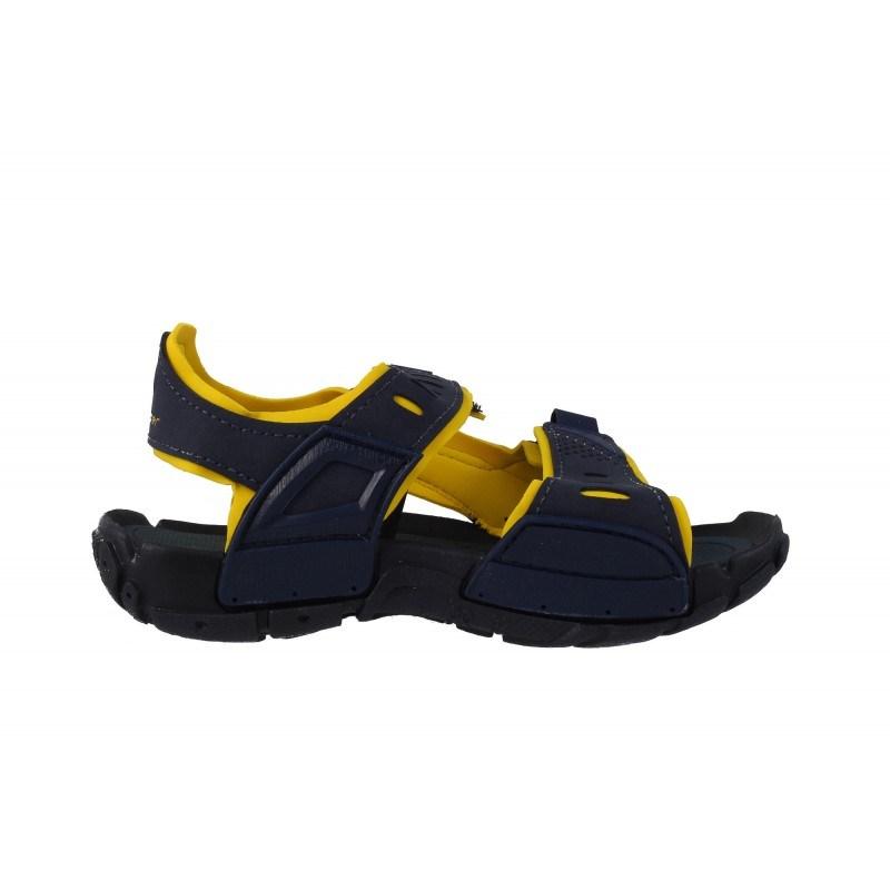 Детски сандали Rider синьо/жълти TENDER 25-30
