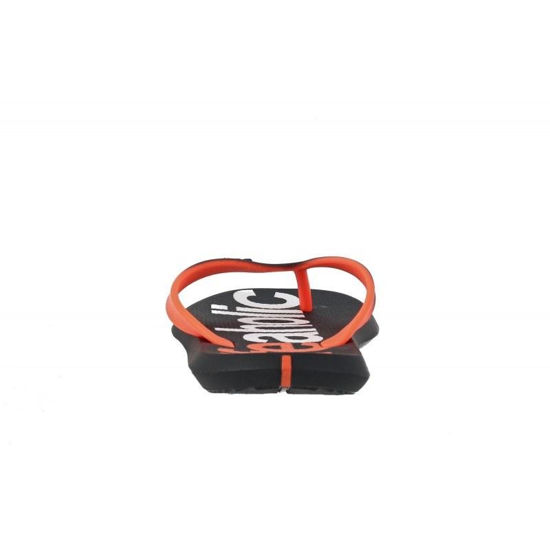Мъжки джапанки Rider черни/оранжеви ENERGY