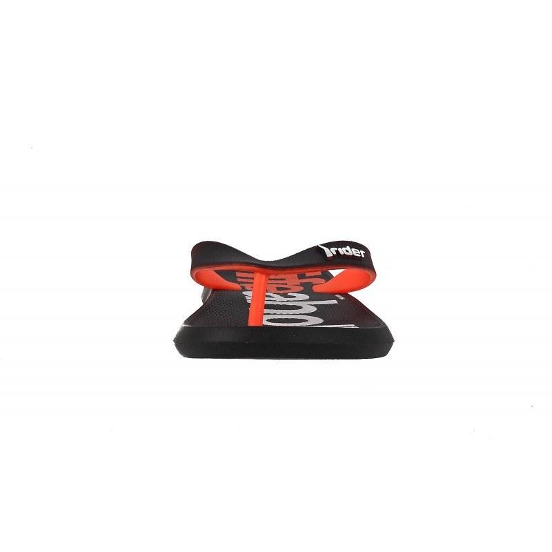 Детски джапанки Rider черно/оранжеви ENERGY 31-38