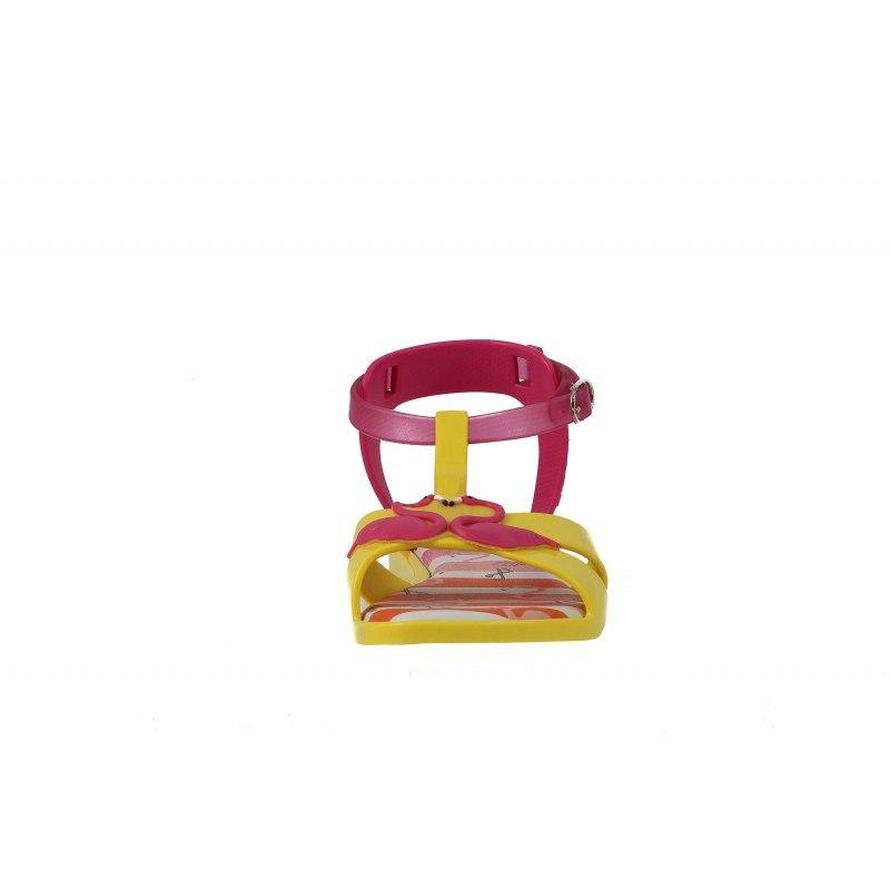 Детски сандали момиче ZAXY жълти фламинго 25-36