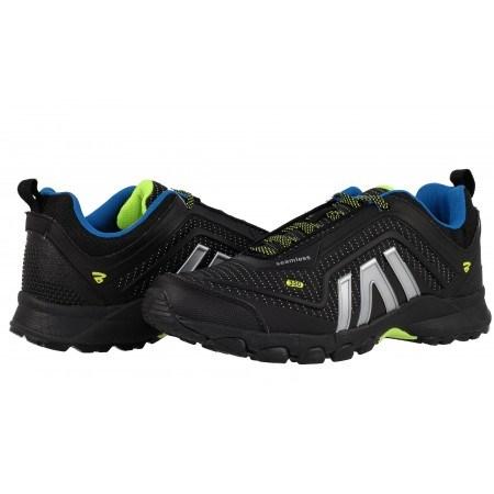 Мъжки маратонки Bulldozer сини черни сини
