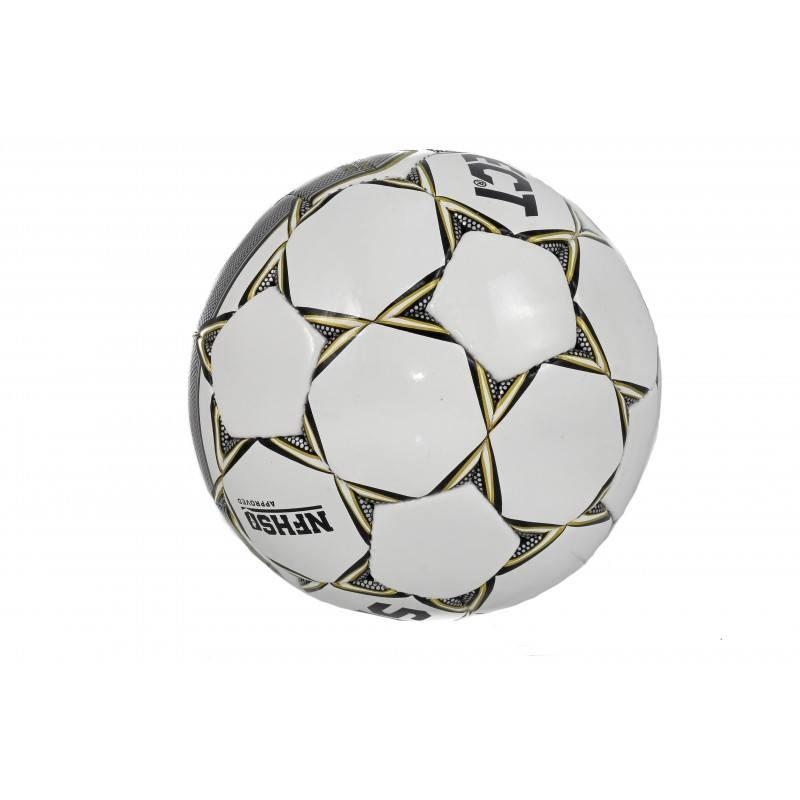 Футболна топка бяла