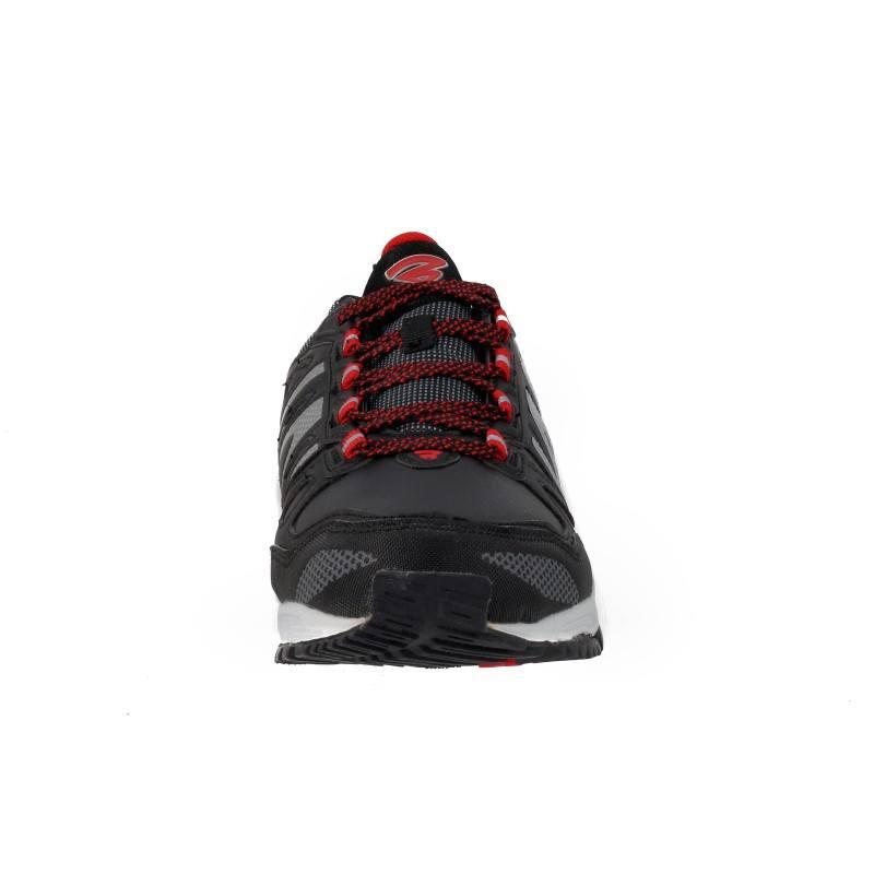 Мъжки маратонки Bulldozer черни червени