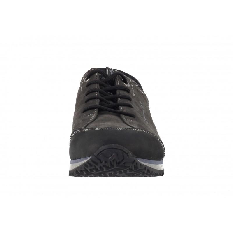 Мъжки спортни обувки с връзки сиви