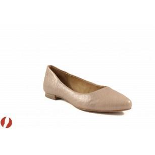 Дамски обувки балерина бронз Caprice 22107993 sacchetto