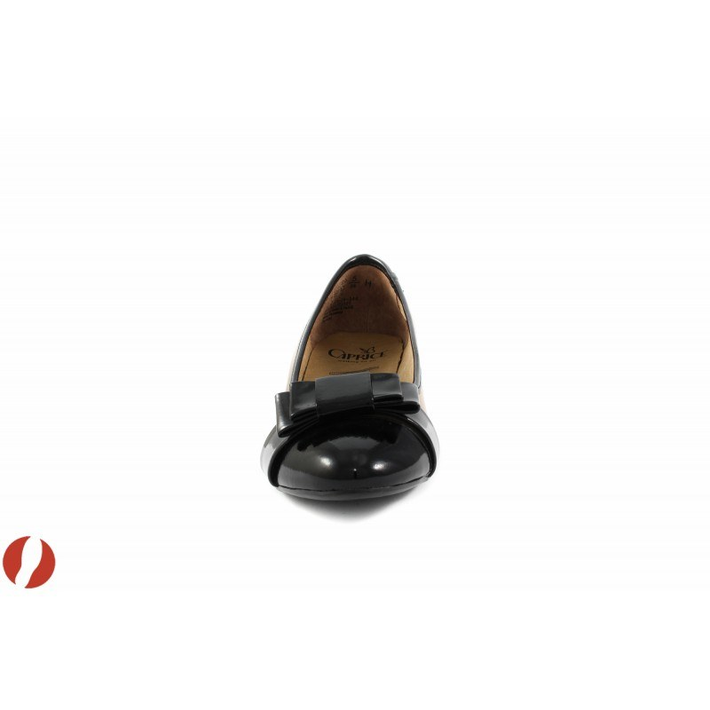 Дамски обувки на среден ток бежови Caprice 22301011