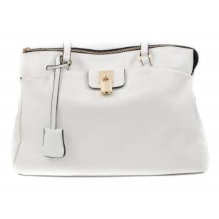 Дамска чанта Benetton бяла 000163015