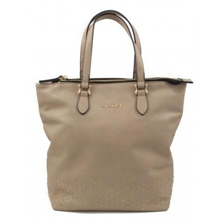 Дамска голяма чанта Sisley бежова 52255004