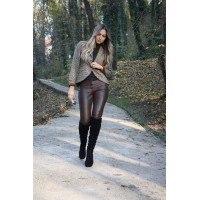 Модни съчетания с дамски ботуши на платформа