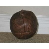 История на футболните топки
