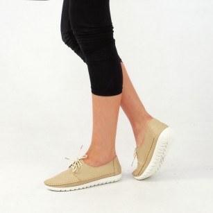 Дамски анатомични обувки Solfit бежови