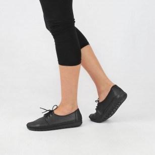 Дамски анатомични обувки Solfit черни