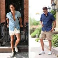 Актуалните обувки за мъже през лято 2017