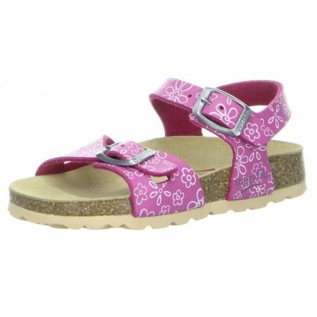 Ортопедични детски сандали за момиче Superfit® - Австрия розови