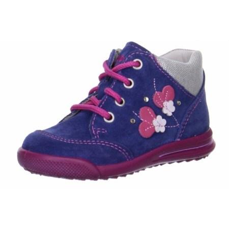 Детски обувки за момиче Superfit® - Австрия сини/розови