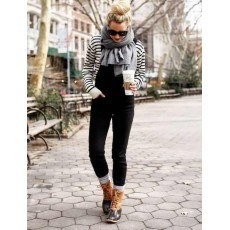 Топ зимни дамски обувки за 2018